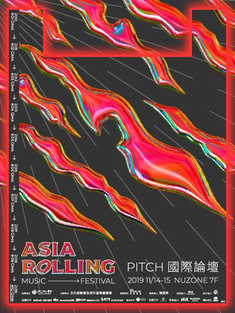 2019亞洲音樂大賞PITCH國際論壇