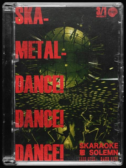 Ska-Metal - Dance! Dance! Dance!