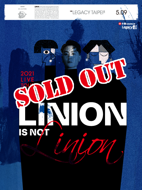 LINION「LINION is not Linion」巡迴演唱會——臺北場