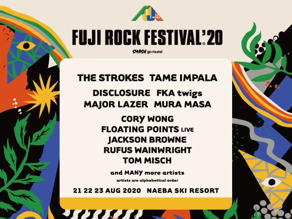FUJI ROCK 2020