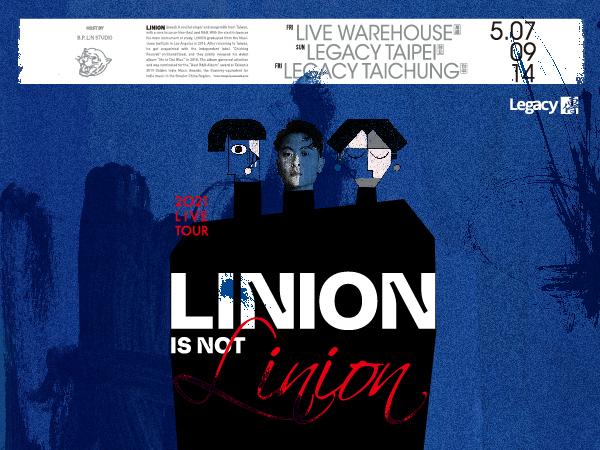 LINION「LINION is not Linion」巡迴演唱會